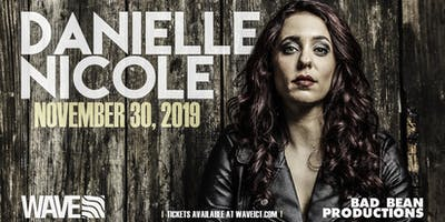 Danielle Nicole live at Wave