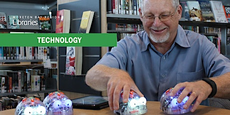Robotics for Adults - Bribie Island Library tickets