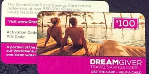 DreamGiver Cards