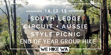 End of Year Celebration! South Ledge (passing the Dell) + Aussie Style Picnic tickets