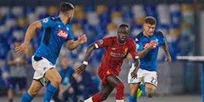 Liverpool v Napoli   |  K/O 20:00  (No U18s)