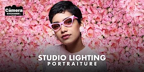 Studio Lighting: Portraiture tickets