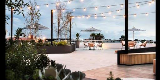Coastal Chill  Rooftop Yoga, Meditation and Breakfast.