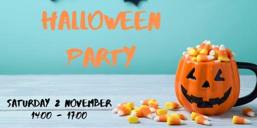 Halloween Party for children and parents in Düsseldorf