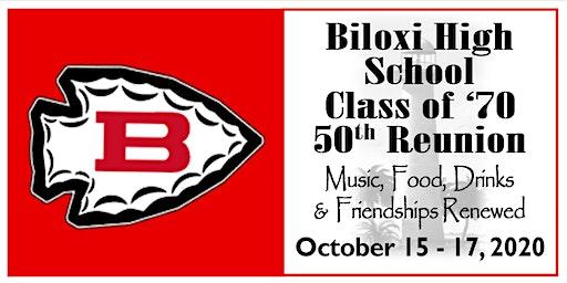 Biloxi High School Class of '70 - 50th Class Reunion