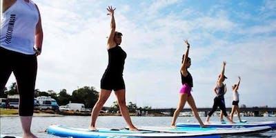 Level 1 Beginner SUP Yoga Course