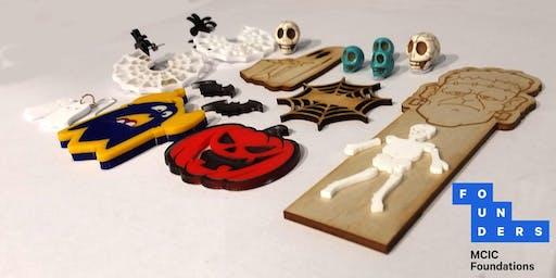 Women's making workshop - Halloween Special