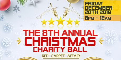 The 8TH Annual Christmas Charity Ball tickets