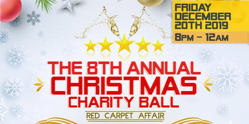 The 8TH Annual Christmas Charity Ball