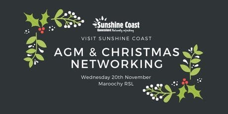 VSC AGM & Christmas Networking Event 2019 tickets