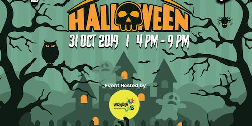 SpookTacular Halloween 2019 Powered By The Sixth Element School
