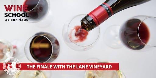Adelaide Hills Wine Appreciation School - THE LANE VINEYARD