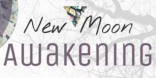 New Moon Awakening: Mediation and Self Alignment