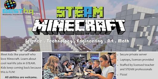 STEAM Minecraft Night (12/13) at BESThq