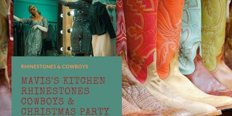 Rhinestones & Cowboys Christmas Party  tickets