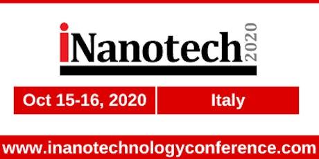 iNanotech2020 biglietti
