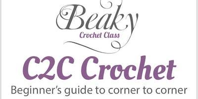 C2C Crochet Corner to Corner Crochet
