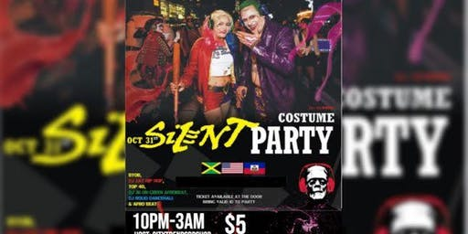 Halloween Silent Costume Party