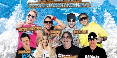 Mallorcaparty goes Apresski Mannheim