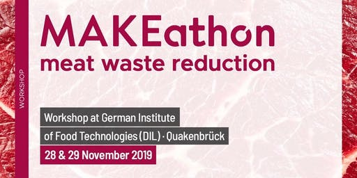 EIT MAKEathon Meat Waste reduction