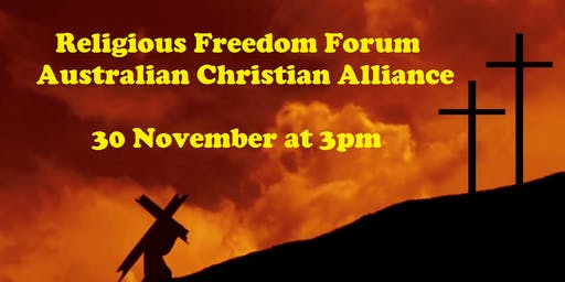 WESTERN SYDNEY Religious Freedom Forum