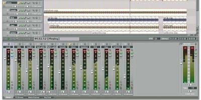 Workshop Home Recording - DAW Reaper - Bracciano
