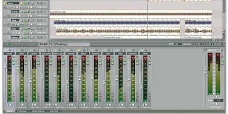 Workshop Home Recording - DAW Reaper - Bracciano biglietti