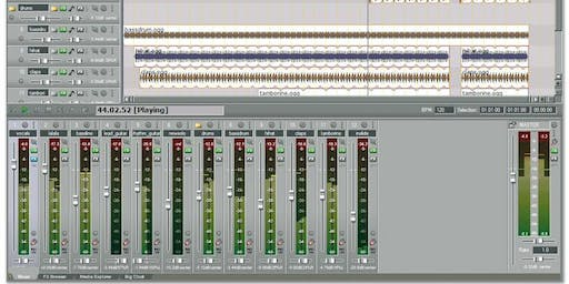 Workshop Home Recording - DAW Reaper - Bracciano