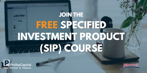 Specified Investment Product (SIP) Course