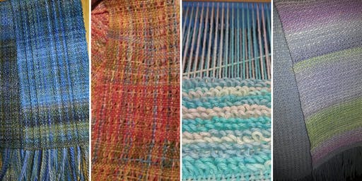 Weaving Texture on a Rigid Heddle Loom with Karen Alpert