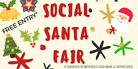 Social Santa Fair
