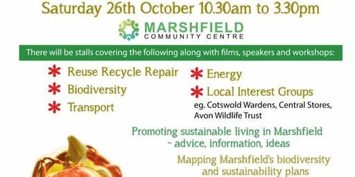 Sustainable Marshfield and Apple Fair Day