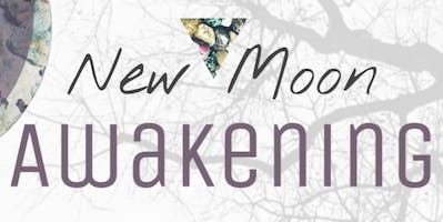 New Moon Awakening: Mediation and Self Alignment