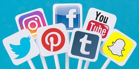 Social Media Marketing biglietti