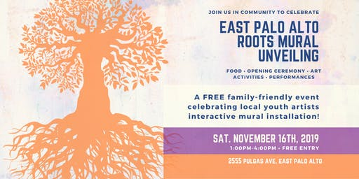 EPA ROOTS Mural Unveiling Ceremony
