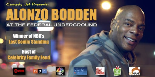 ALONZO BODDEN HEADLINES ALL-STAR COMEDY