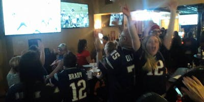 New England Patriots New Orleans French Quarter Watch Party