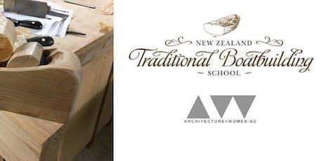 A+W NZ / NZBS Summer Construction Workshop tickets