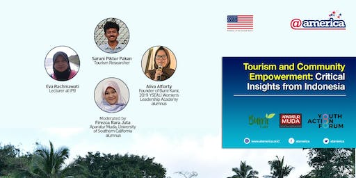 Tourism and Community Empowerment: Critical Insights from Indonesia