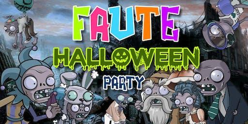 Faute Halloween Party 2019