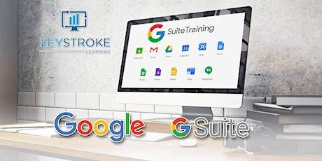 Google G Suite Workshop tickets