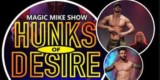 Hunks Of Desire Show