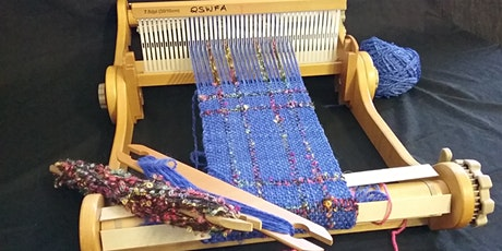 Weaving on a Rigid Heddle Loom with Karen Alpert tickets