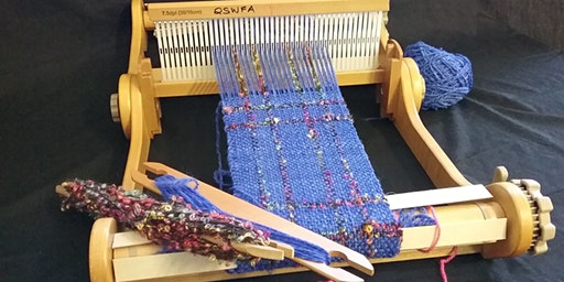 Weaving on a Rigid Heddle Loom with Karen Alpert