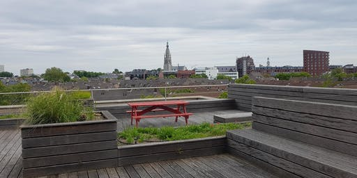 Breda Start Up - meetup at the Rooftop