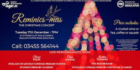 Reminics-mas: The Christmas Concert tickets