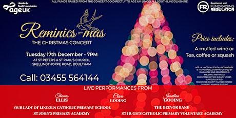 Reminics-mas: The Christmas Concert tickets