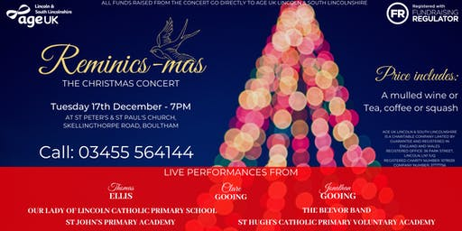 Reminics-mas: The Christmas Concert
