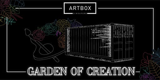 ARTBOX GOC (22 November)- Craft Atelier: Gel Press Printing On Tote Bag