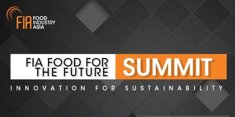 FIA Food for the Future Summit 2020 tickets